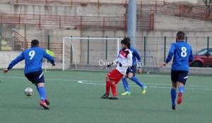 A Rombiolo sesto gol in otto partite per Barbuio