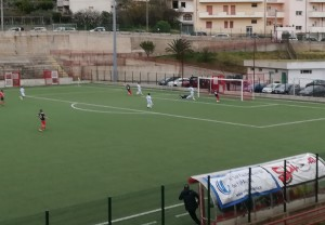 Bocale ADMO-Bagnarese 3-0 Gol Fava