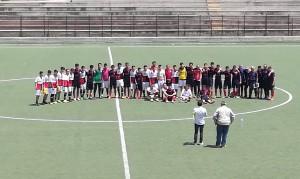 Allievi Bocale-Academy Castrovillari 3-0 terzo tempo
