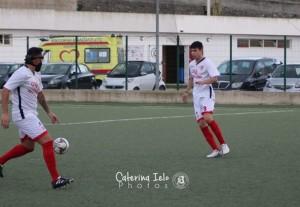 Per due volte Polimeni ha portato in vantaggio la Under 19 biancorossa nella semifinale contro lIsola