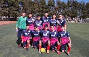 Marca-Bocale 0-3 Under 17 Elite