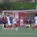 Wojcik esulta dopo il gol allAcri