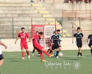 E' di Nando Guerrisi il primo gol in campionato del Bocale