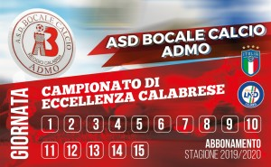 Abbonamento Bocale 2019-2020 - Lato B