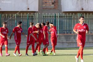 Bocale-Paolana 3-0 esultanza Achaval