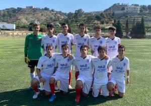 Under 17 Eilte Segato-Bocale 0-2