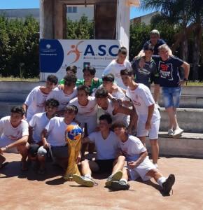 Boca N. Melito under 17 campione ASC